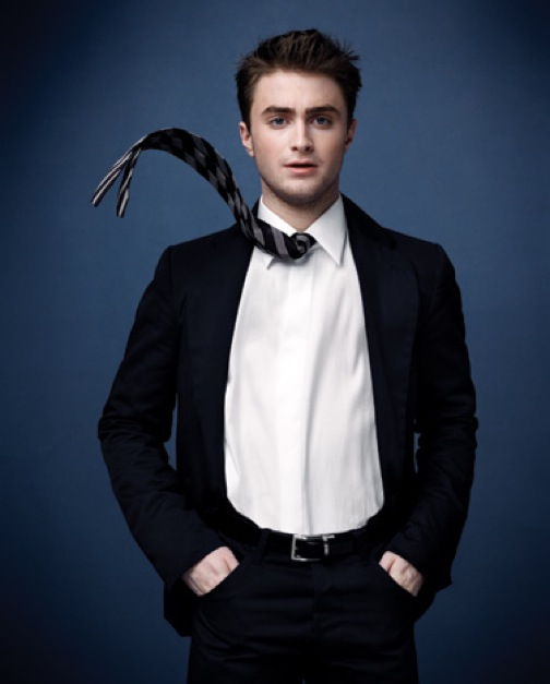 Dan Radcliffe  / Hair and Makeup StacySkinner.com Parade Magazine