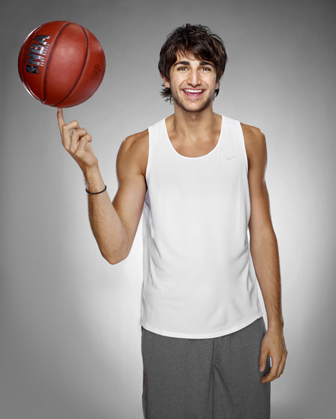 Ricky Rubio by Martin Schoeller / Hair and Makeup by Stacy  Skinner