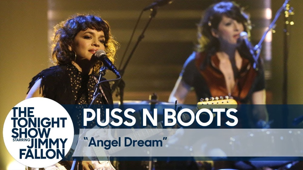 Puss n Boots on Fallon